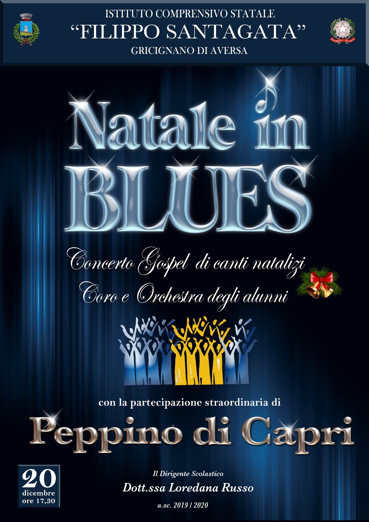 Natale in Blues